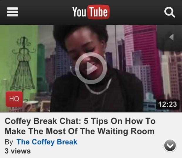 Coffey Break Chat 12.8 Still