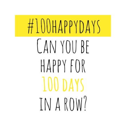 100 happy days photo