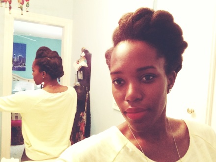 Natural Hair Tips Chelsea Coffey
